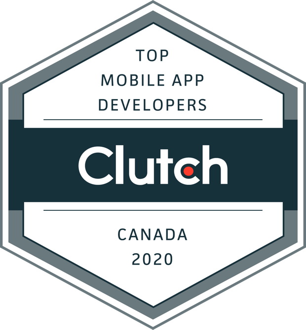 Blank Space was named Canada top developer 2019 by clutch.co